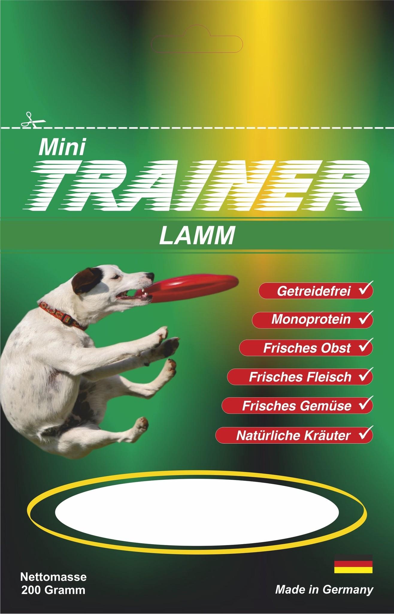 Wallitzer Mini Trainers 200 g