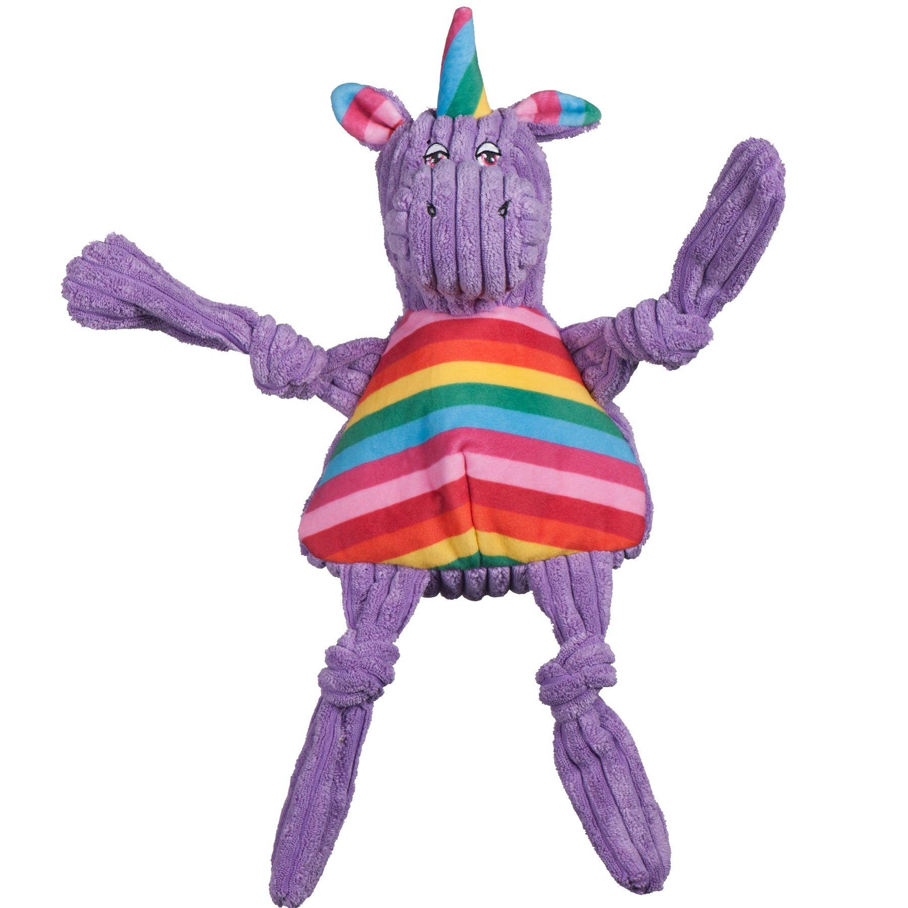 Rainbow Unicorn Knottie