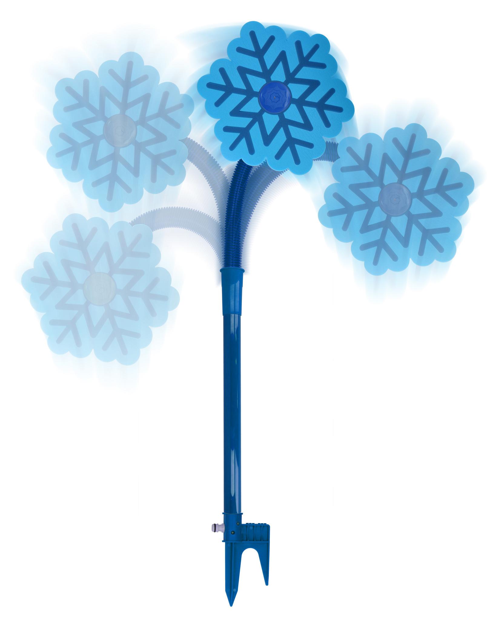 Ice Flower Water Sprinkler