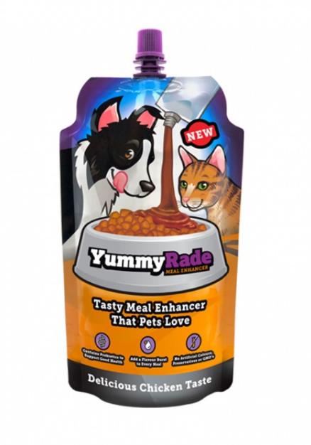 Yummy Rade Voeding Topper 250 ml