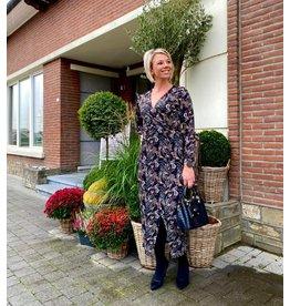 CTN Lang  kleedje met  print