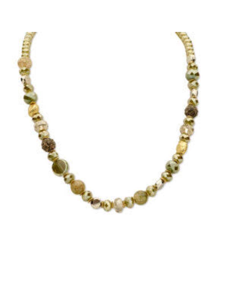 Les Cordes LC Pan38 collier