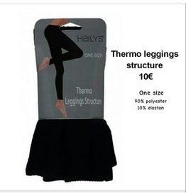 Hailys Thermo structure