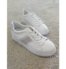 IDEAL SHOES 2027 SILVER