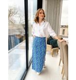 Zabaione Skirt Sky - PBlue
