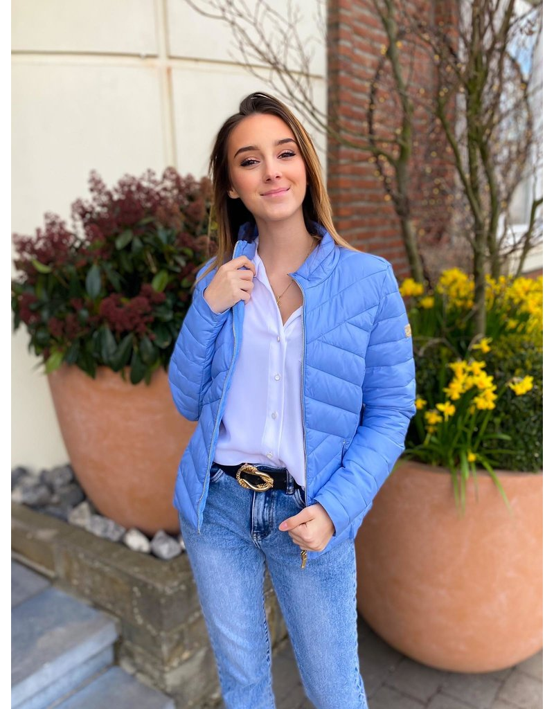 Zabaione JACKET FLORENTINA - BLUE