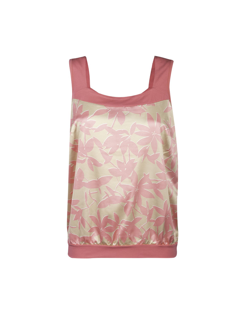 Green Ice CANNES TOP - PINK