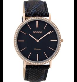 OOZOO Oozoo C8889 BLAUW/ROSEGOUD