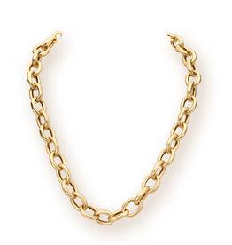 Les Cordes LC Dudu collier goudkleurig