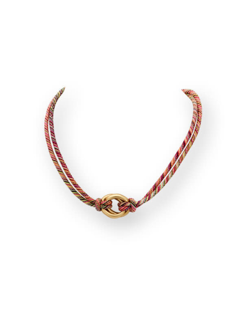 Les Cordes LC Dayan collier Multi Roos