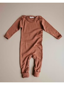 Unaduna Jumpsuit - sienna clay