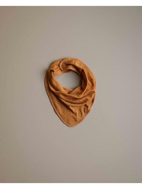 Unaduna Bib scarf - inca gold