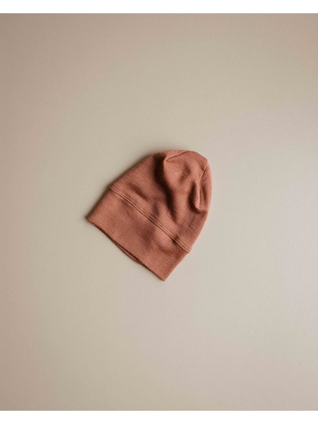 Unaduna Beanie - sienna clay