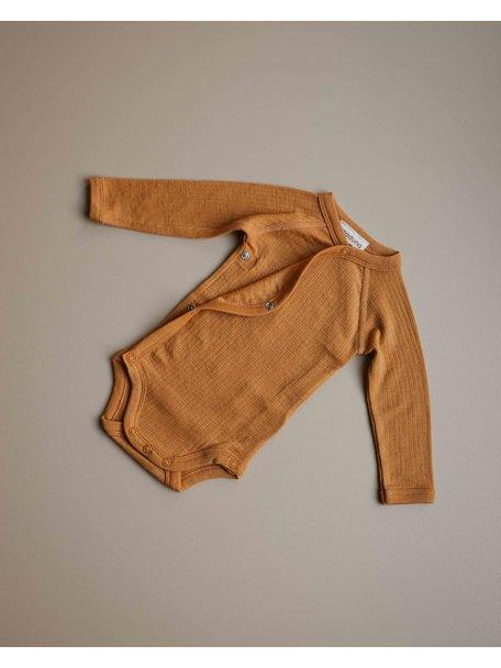 Unaduna Baby wrap-around body - inca gold