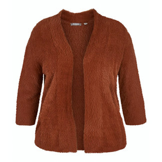 outlet Vest Cognac Rabe 45-023525