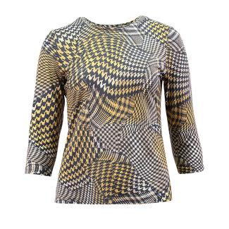 Barbara Lebek Shirt Geruit Barbara Lebek 17800002