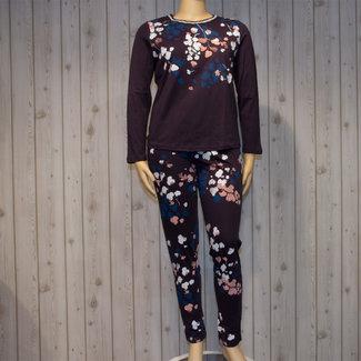 Brandtex Pyjama bloem Brandtex 205303-12384