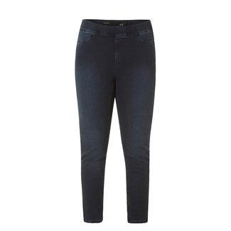 Base Level Curvy by Yesta Broek jeans Tessa Denim blue 7000008 Base Level