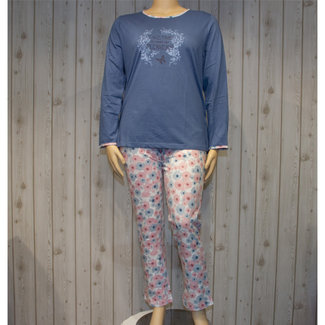 Comtessa Pyjama gebloemd Comtessa 2023.12