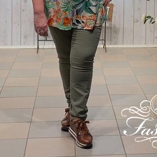 Stark Jeansbroek kaki S-Janna 4367/64 Stark