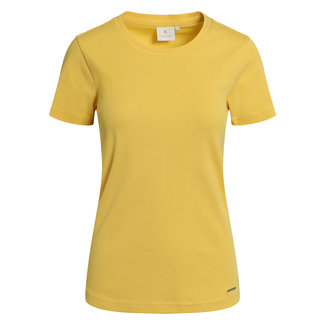 Brandtex Shirt Brandtex geel 206386