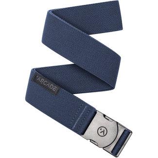 Riem blauw Arcade 4 cm breed elastisch