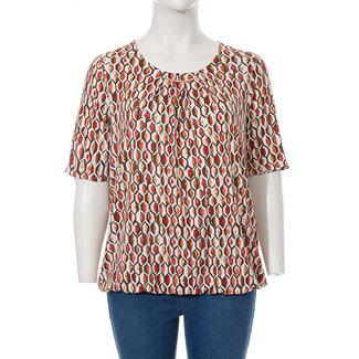 Via Appia Due Shirt print 621 826 Via Appia Due