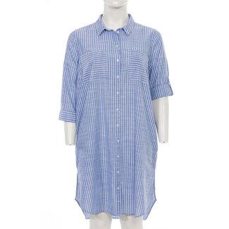 Via Appia Due Kleed L.blauw gestreept 821 695 Via Appia Due