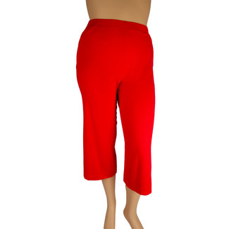 That's Me Broek 7/8 rood culotte 1124 That's Me