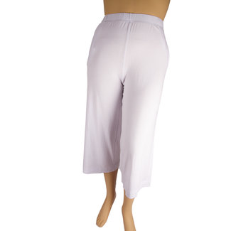 That's Me Broek 7/8 wit culotte 1124 That's Me