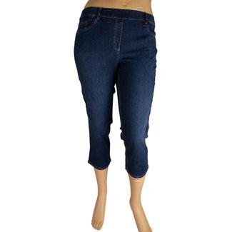 Stark Broek 7/8 jeans mid denim S-Janna Stark