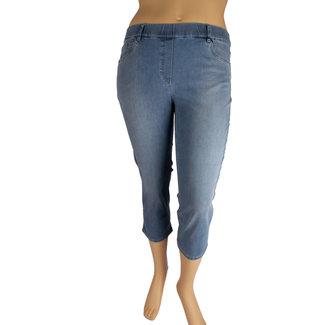 Stark Broek 7/8 Jeans licht blauw 4915 S-Janna 58 Stark