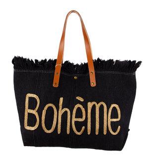 Handtas Boheme zwart