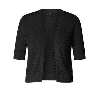 Yesta Vest zwart Laudine A000956 Yesta