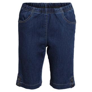 Brandtex Short denim blauw 209211 Brandtex