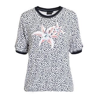 Brandtex Shirt print bloem 211733 Brandtex