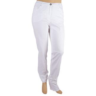 Stark Broek jeans wit extra long Stark CS-Ronja