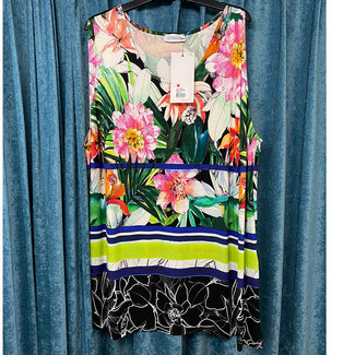 outlet Top print CH2085 Chalou