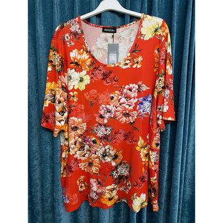 outlet Shirt Gebloemd D77050 SeeYou