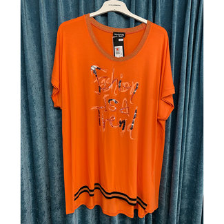 outlet Shirt Oranje D70350 201 SeeYou