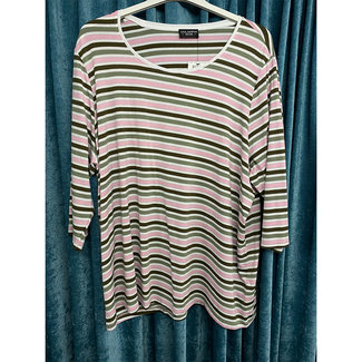 outlet Shirt gestreept 610020  673 Via Appia Due