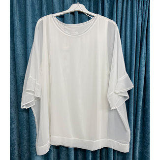 outlet Shirt offwhite 471203-26023 Samoon
