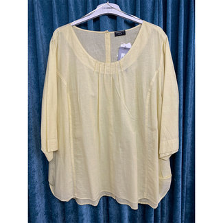 outlet Blouse Geel 828752 Vai Appia Due
