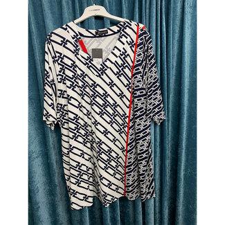 outlet Shirt print S8642 Sempre Piu