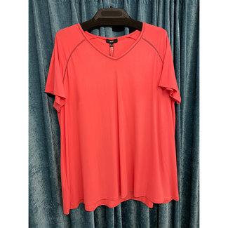 outlet Shirt roze A28578 Yesta
