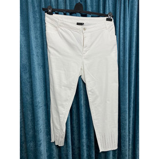 outlet Broek 7/8 wit 44-523151 Rabe