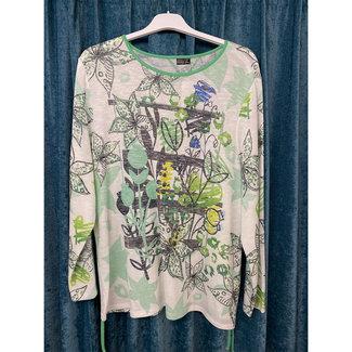 outlet Shirt print 57060002/603 Barbara Lebek