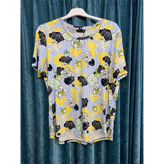 outlet Shirt Print 42-523357 Rabe