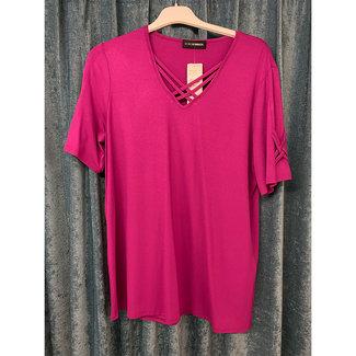 outlet Shirt fuchsia 252270