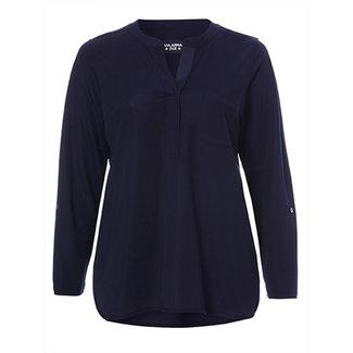 Via Appia Due Shirt D.blauw 641841 Via Appia Due